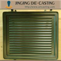 teflon coating ovenware of aluminum die casting biscuit pan ADC12