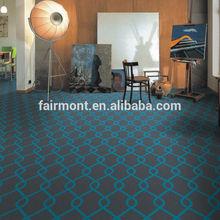 100% New Zealand wool carpet for VIP room K02, Customized 100% New Zealand wool carpet for VIP room