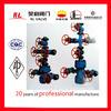 wellhead equipment API wellhead and christmas tree for oil drilling