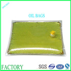 Laminated plastic food grade essential oil bag for cooking