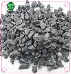 Inoculant fuction as spheroidal graphite cast iron