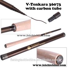 Top quality 12ft 7:3 Korean carbon tenkara fly rod