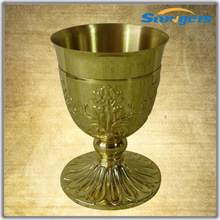 SGAMTJ21-1 China Wholesale Brass Metal Riligious Church Chalice