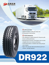 TRUCK AND BUS TYRES 11.00R20-16 DR922