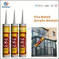 L'acide acrylique ciment joint résistant au feu