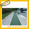 Roadphalt Coloured Pavement Hot Asphalt Mix from factory
