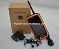Nuevos dual sim s09 robusto teléfono celularinteligente de la nfcip68 walkie- talkieipro teléfonos