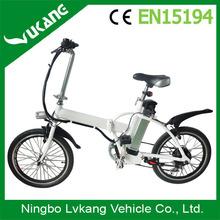 2015 New Design Brushless Motor Adult Electric Bike