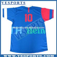 Specialized custom professional soccer jerseys