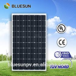 High quality best seller Mono 240W solar panels for home in Brazil