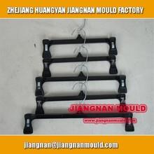 custom injection plastic hanger mould