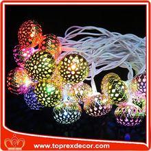 LED 2012 new design christmas gift box ornament