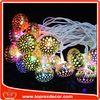 Lighting string christmas straw decorative ornaments
