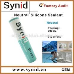waterproof acetoxy silicone sealant