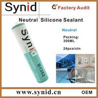 Anti-fungus General purpose neutral silicone sealant