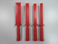 4 PCS Nylon Pry Bar Set Automotive Dash Panel Plastic Trim Tool Molding Remover