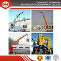 Hidráulico Folding braço do guindaste 3 ton, 5 t 10 t 15 t 20 t 25 t 30 t