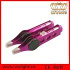 New Product Stainless Steel Led Light Eyebrow Tweezer