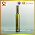 Famoso vino tinto marcas/personalizada al por mayor de vidrio botellas de licor/de vidrio de altura ciontainer