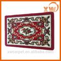 2014 produto novo design tapete cobertor acrílico tapete wilton