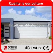 Insulated panels for garage doors and garage door panel