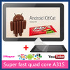 2014 Android 4.4 New Tablet Allwinner A31s Quad Core Tablet white box tablet pc 10 inch