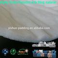 altamente elástica sofá de reciclado de material de relleno