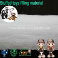 Eco- ambiente de poliéster juguetes de peluche relleno de material