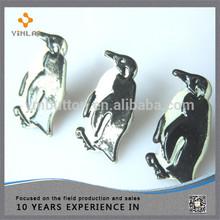 Lovely Animal Brads For DIY,Penguin brads