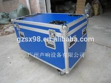 Cable Trunk Road Case speaker system flight case