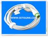 FUKUDA DENSHI DS5100E 12 PIN 3 LEADWIRES ECG EKG CABLE