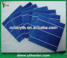 China solar cell supplier provide high efficiency solar cells for diy solar module /solar kit