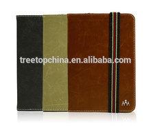 New Arrival PU Leather case for ipad mini 3,cover for ipad mini 3,leather case