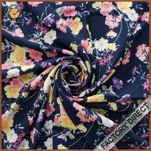 Digital print polyester elastane fabric / cotton polyester elastane fabric / nylon polyester elastane fabric
