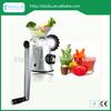 2014 the latest Manual Lexen Wheatgrass juicer/Healthy Fruit Juicer machine