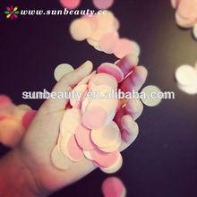 Confeti de la boda, Un pañuelo de papel confeti