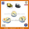 Seca de metales envase de alimento / pequeño seco envase de alimento / seco envase de alimento