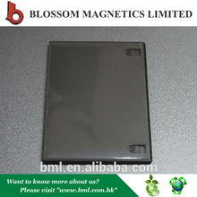 Hot Sale Colorful Plastic Slim Single DVD Case