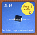 Schottky diodo SK16 SS16