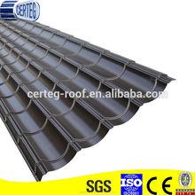 prepainted galvanized steel roofing tile