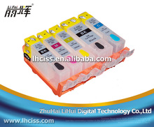 PGI 825/CLI 826 refill ink cartridge with chip for Canon IP4810 /IP4820/IP4840/IP4850 printer