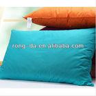 100% cotton goose feather pillow/cushion