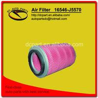 air filter for 16546-J5570 nissan atlas condor