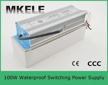 12V 8.5A FS-100-12 100W single output waterproof led switching power supply