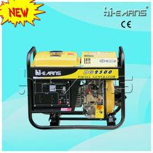 2KVA diesel engine generator alternator