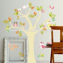kids wall stickers/wall decor stickers/wall sticker paper