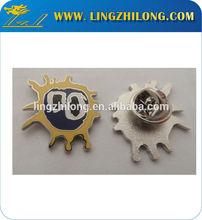 china wholesale enamel fancy lapel pin