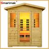 2015 year far infrared sauna room New infrared sauna , bamboo outdoor sauna room