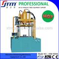 productos de calidad de doble acción de dibujo profundo prensa hidráulica para la batería de cocina de aluminio