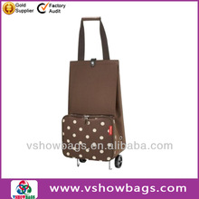 lightness shopping trolley bag